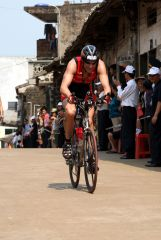 Pascal Fumeaux Ironman Chine Daotang
